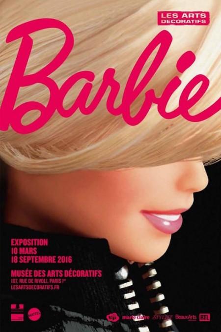 Barbie-affiche